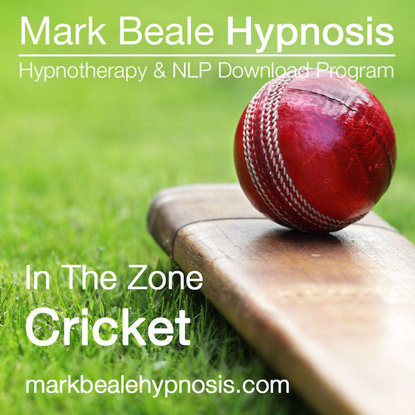 Cricket hypnosis mental game and inner game psychology