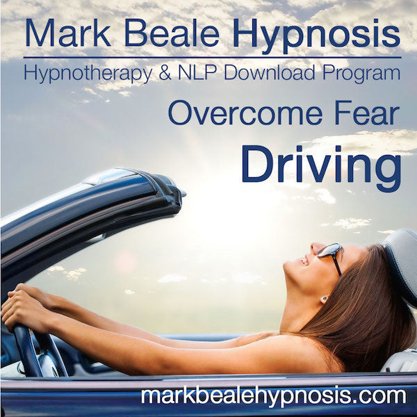 Fear of driving, hypnosis audio for confidence, overcoming driving anxiety