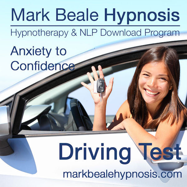 Driving Test Nerves hypnosis anxiety confidence hypnosis audio