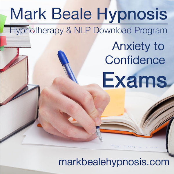 Exam nerves hypnosis study for exams anxiety to studying confidence download