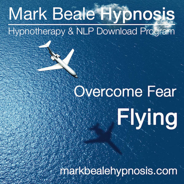 flying hypnosis, for fear of flying, overcome feeling afraid of aiplanes anxiety