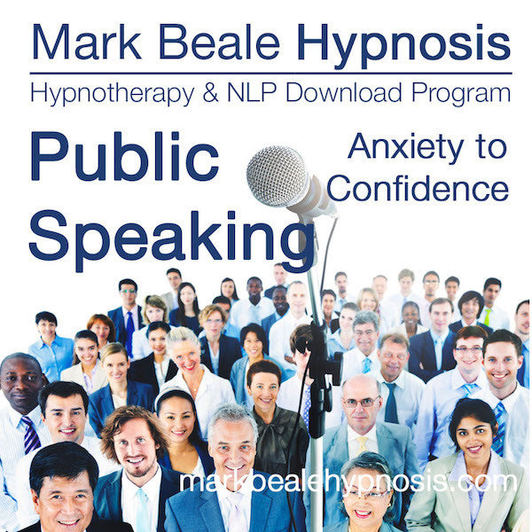 Public Speaking Fear Anxiety Nerves Phobia Hypnosis hypnotherapy download audio