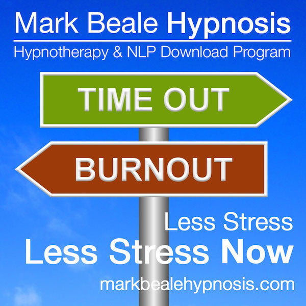 Reduce Stress Management Self Hypnosis MP3 Download