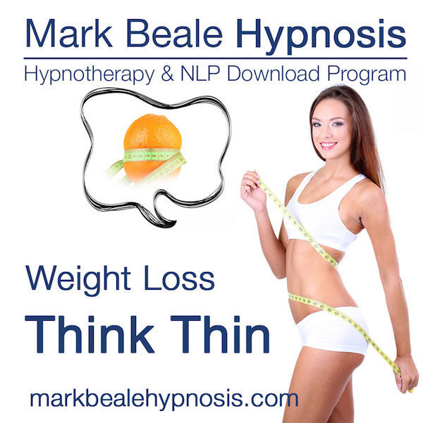Think Yourself Thin Thinkthin hypnosis weight loss
