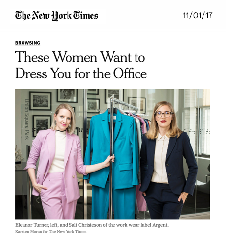 These Women Want to Dress You for the Office