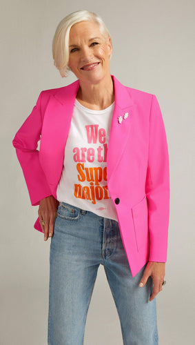 Supermajority Blazer