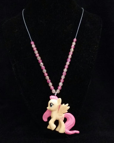 Fluttershy Necklace