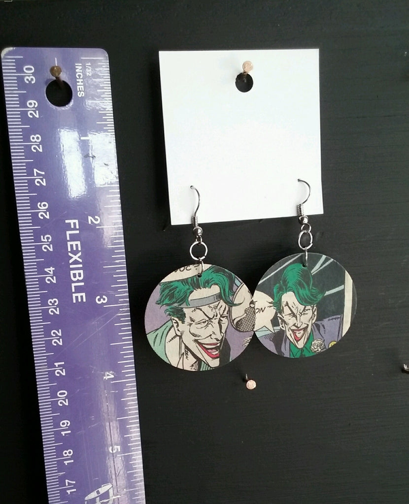 Joker Earrings