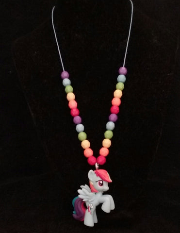 Rainbow Dash Necklace