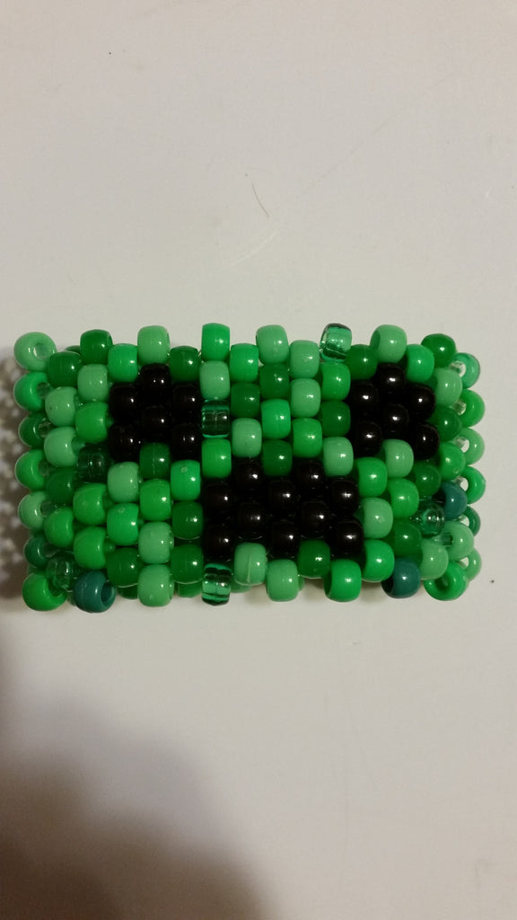 Minecraft Creeper Cuff