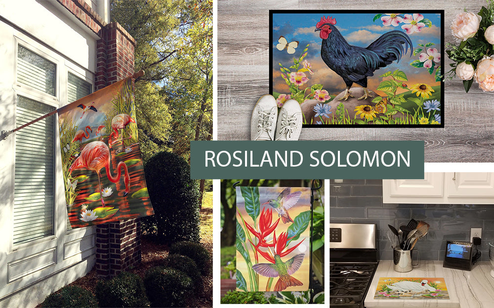 ROSILAND SOLOMON NATURAL BEAUTY AND CHARMING NOSTALGIA