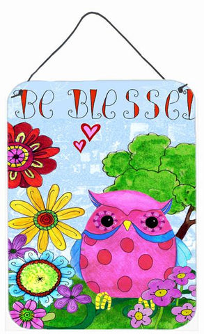 Buy this Be Blessed Owl Wall or Door Hanging Prints PJC1026DS1216