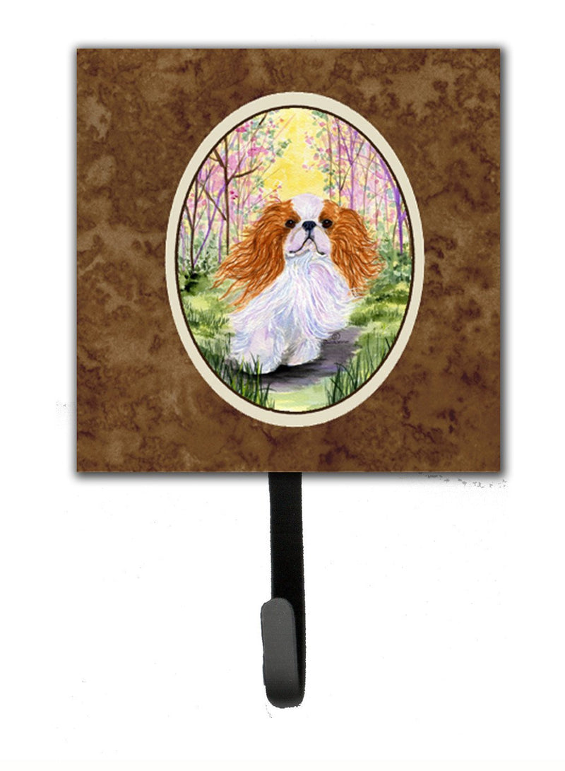 Buy this English Toy Spaniel Leash Holder or Key Hook