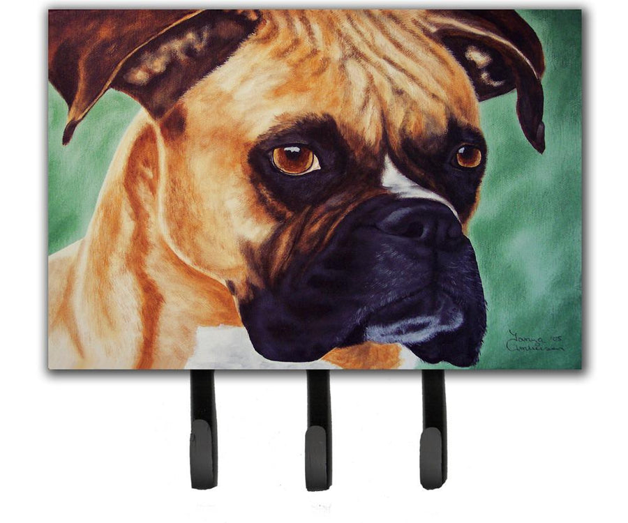 Buy this Boxer by Tanya and Craig Amberson Leash or Key Holder AMB1029TH68