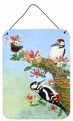 Buy this Woodpeckers Wall or Door Hanging Prints ASA2153DS1216