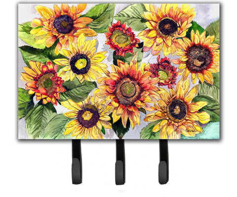 Buy this Sunflowers Leash or Key Holder