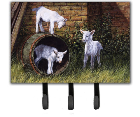 Buy this Goats by Daphne Baxter Leash or Key Holder BDBA0232TH68