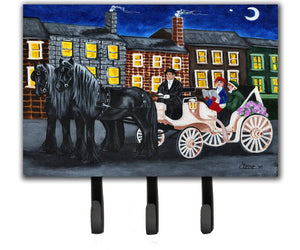 Buy this City Carriage Ride Horse Leash or Key Holder AMB1409TH68