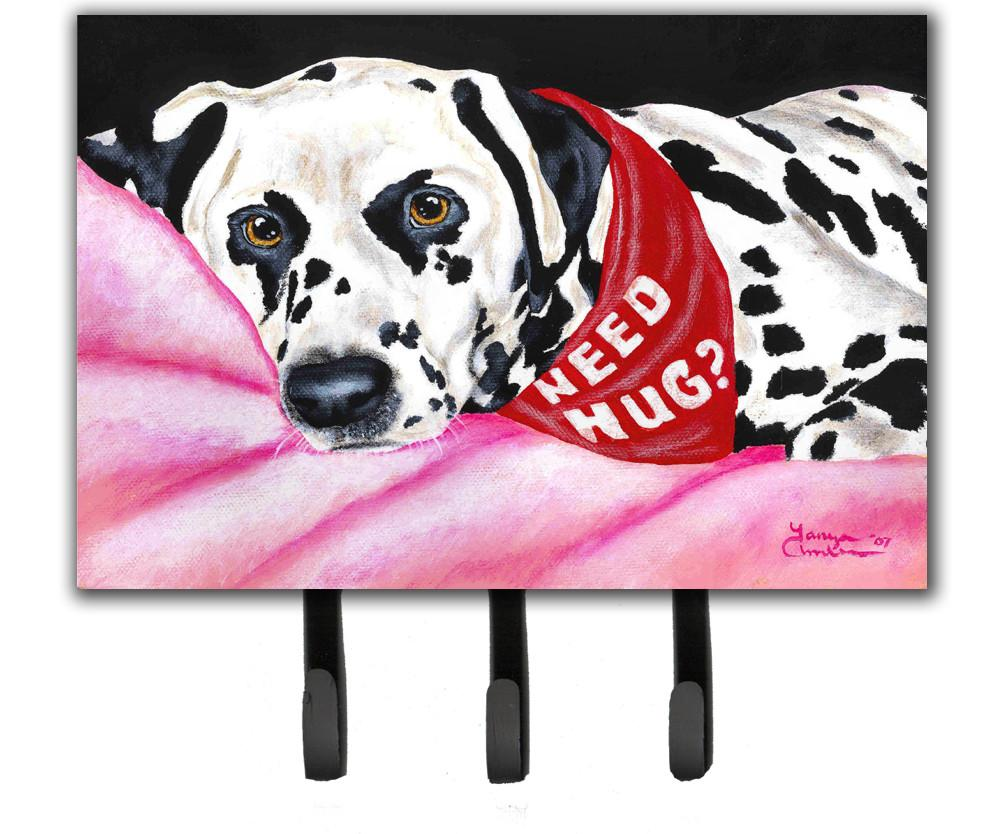 Buy this Need a Hug Dalmatian Leash or Key Holder AMB1148TH68