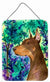 Buy this Doberman Aluminium Metal Wall or Door Hanging Prints