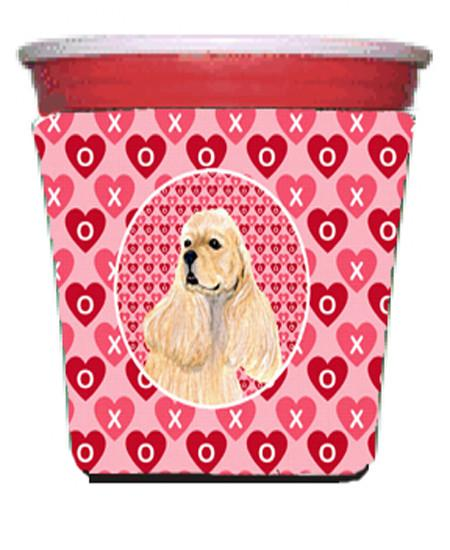 Buy this Cocker Spaniel  Red Solo Cup Beverage Insulator Hugger