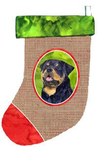 Buy this Rottweiler Christmas Stocking SS2025