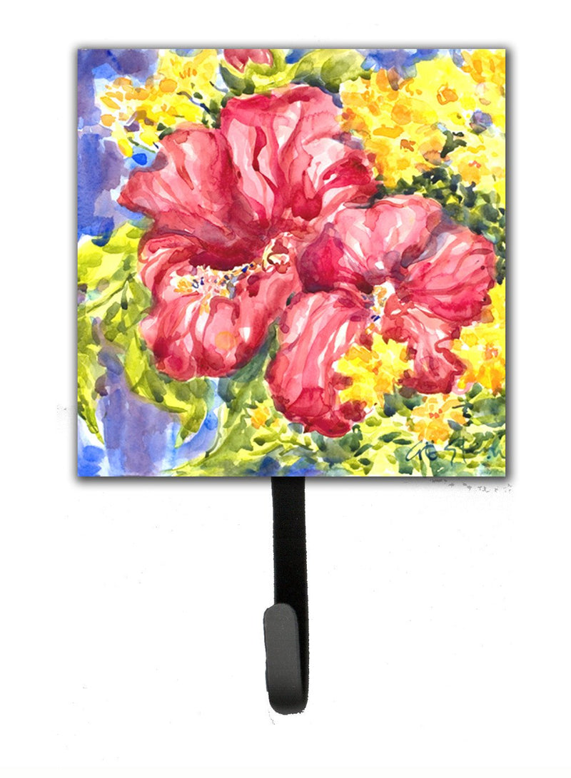 Buy this Flower - Hibiscus Leash Holder or Key Hook