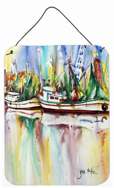 Buy this Ocean Springs Shrimp Boats Wall or Door Hanging Prints JMK1156DS1216
