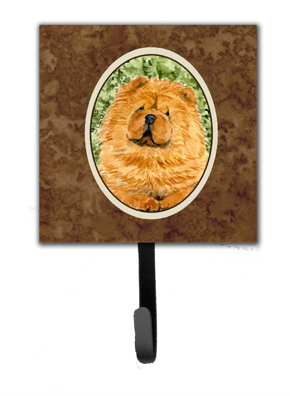 Chow Chow Leash Holder or Key Hook by Caroline's Treasures