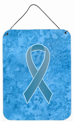 Buy this Blue Ribbon for Prostate Cancer Awareness Wall or Door Hanging Prints AN1206DS1216