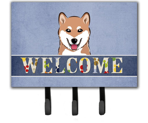 Buy this Shiba Inu Welcome Leash or Key Holder BB1411TH68