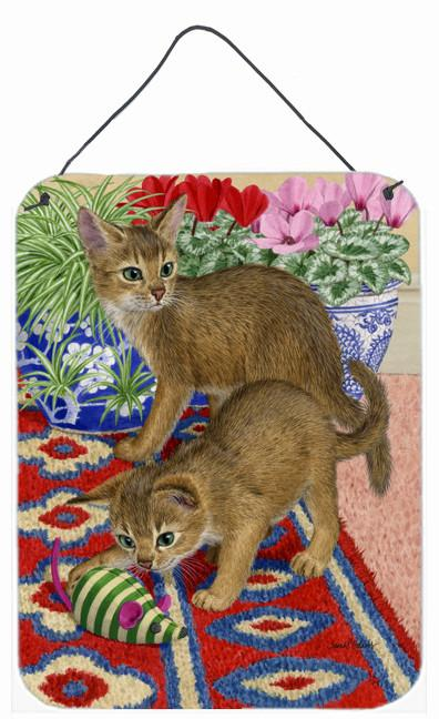 Buy this Abyssinian Kitten Wall or Door Hanging Prints ASA2164DS1216