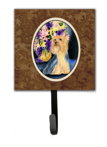 Buy this Silky Terrier Leash Holder or Key Hook