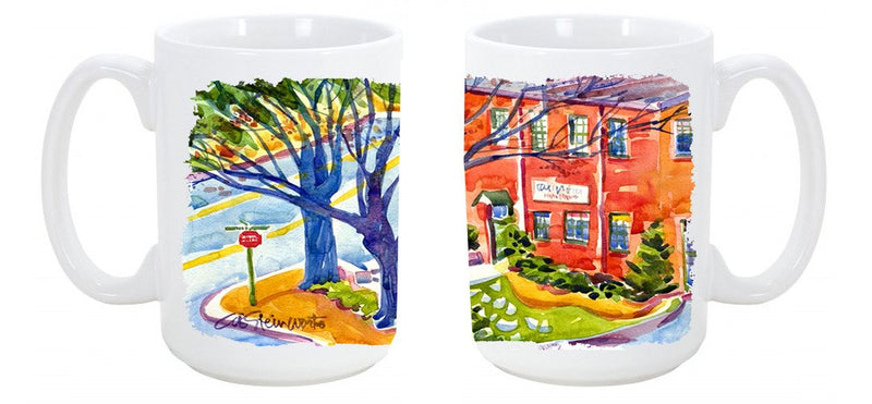 Buy this Harbour Dishwasher Safe Microwavable Ceramic Coffee Mug 15 ounce 6057CM15