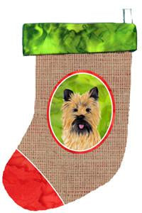 Buy this Cairn Terrier Christmas Stocking SC1011