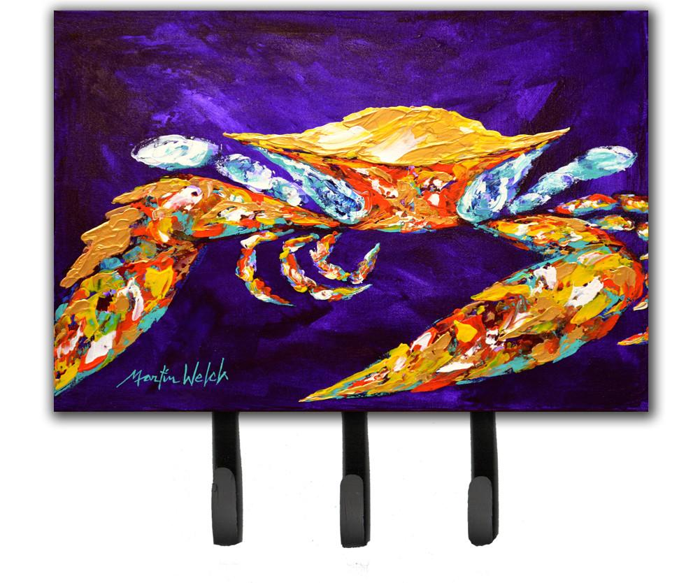 Buy this The Right Stuff Crab in Purple Leash or Key Holder MW1172TH68