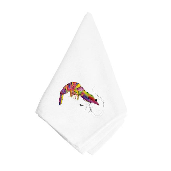 Buy this Bright Rainbow Shrimp Napkin 8378NAP