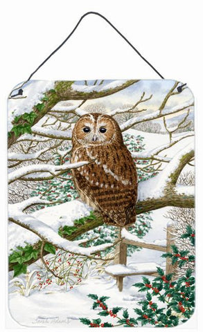 Buy this Tawny Owl Wall or Door Hanging Prints ASA2008DS1216