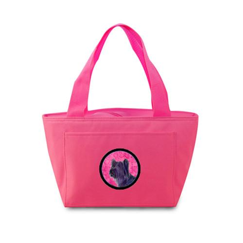 Buy this Pink Skye Terrier  Lunch Bag or Doggie Bag SS4739-PK