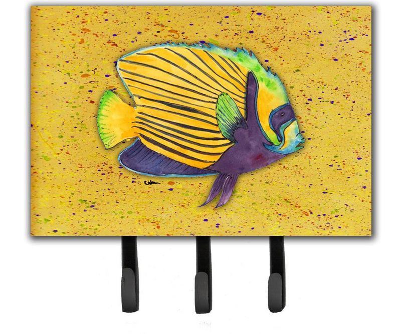 Buy this Tropical Fish on Mustard Leash or Key Holder