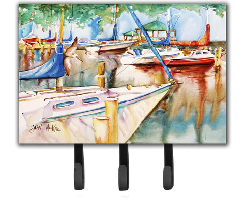 Buy this Sailboats at the Gazebo Leash or Key Holder JMK1043TH68