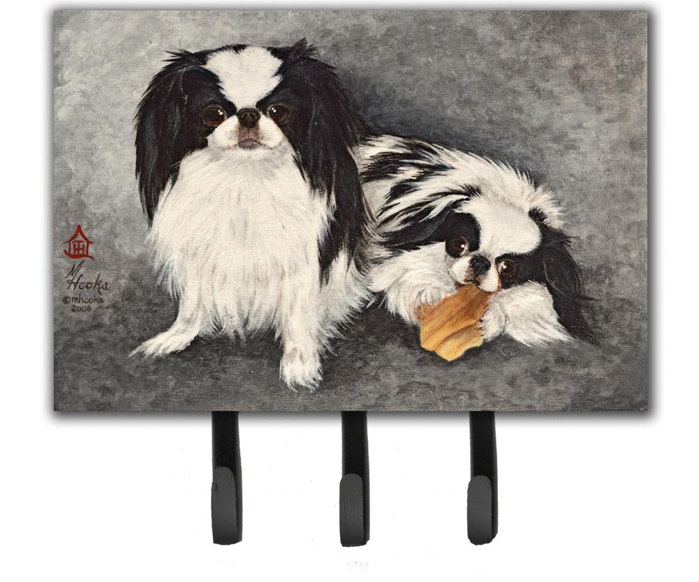 Japanese Chin Impress Leash or Key Holder MH1050TH68 by Caroline's Treasures