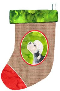 Buy this Dandie Dinmont Terrier Christmas Stocking SS2065