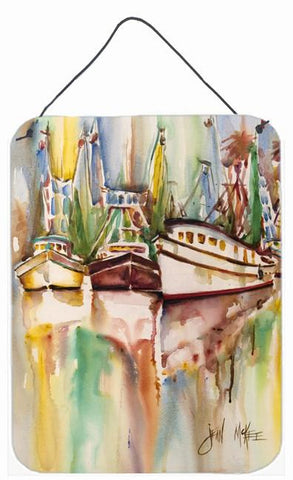 Buy this Ocean Springs Deep Sea Fishing Boats Wall or Door Hanging Prints JMK1157DS1216