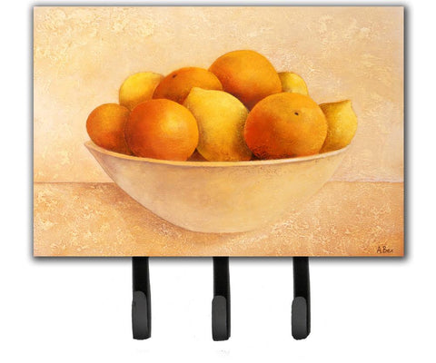 Buy this Oranges & Lemons in a Bowl Leash or Key Holder BABE0085TH68