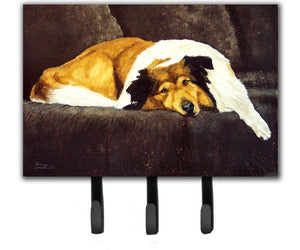 Buy this Collie by Tanya and Craig Amberson Leash or Key Holder AMB1031TH68