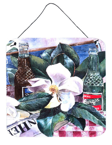 Buy this Barq's and Magnolia Aluminium Metal Wall or Door Hanging Prints