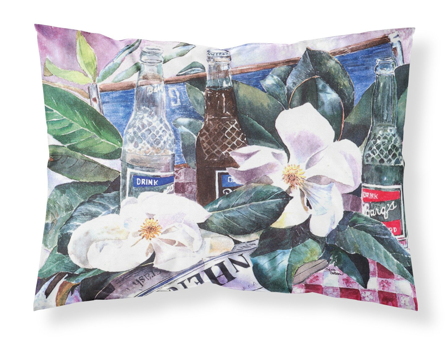 Buy this Barq's and Magnolia Moisture wicking Fabric standard pillowcase
