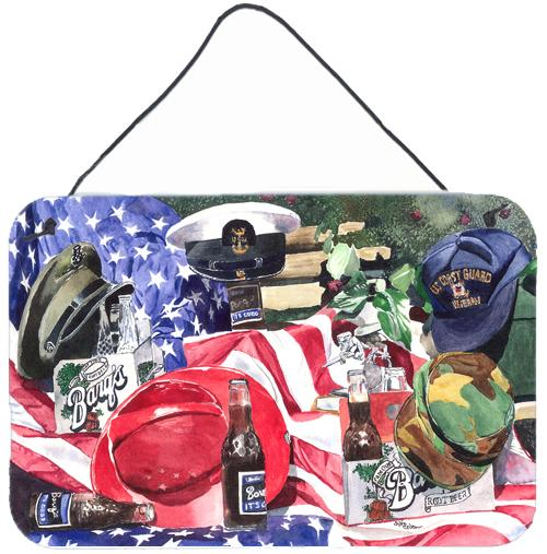 Buy this Barq's and Armed Forces Indoor Aluminium Metal Wall or Door Hanging Prints