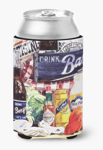 Buy this Blue Plate Mayonaise, Barq's and a tomato sandwich Can or Bottle Beverage Insulator Hugger